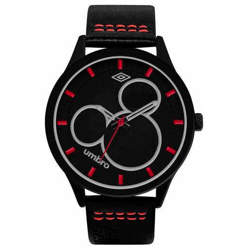 Reloj Negro/Negro - Umb-Mm02-1