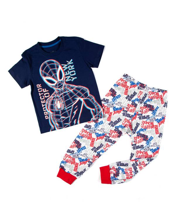 Pijama Niño Spiderman