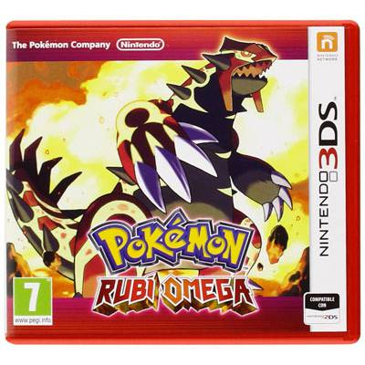 Pokemon Omega Rubi
