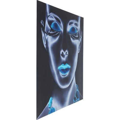 Cuadro cristal Diva 120x120cm