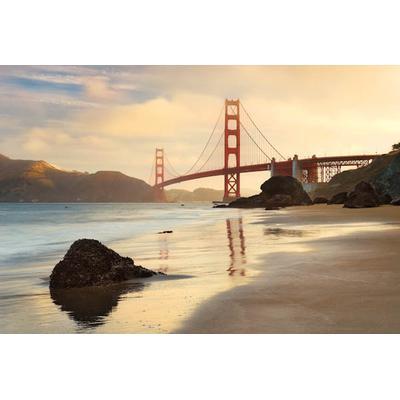 Vlies Golden Gate