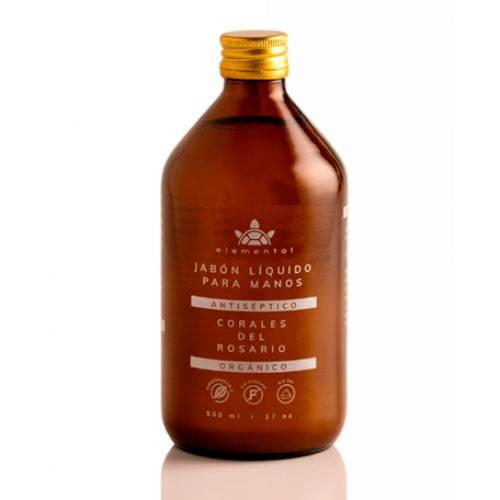 Jabón liquido de manos Corales del Rosario 500 ml