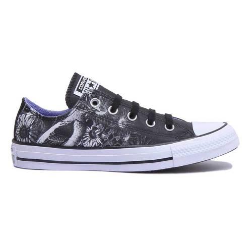 Zapatos Chuck Taylor All Star Black-White-Twilig