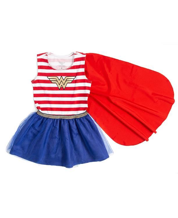 Vestido Caminadora Wonder Woman