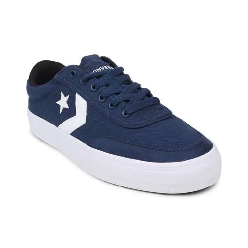 Zapatos Navy-White-Black