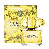 Edt  Versace Woman  Yellow  Dia  90 ml