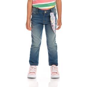 Jean para Little niña