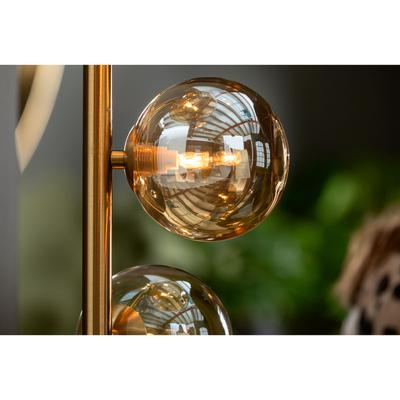 Lámpara mesa Scala Balls latón 160cm