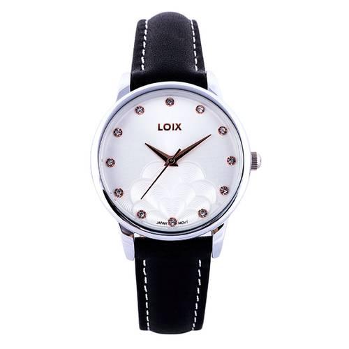 Reloj Negro - Plateado - L1113-08