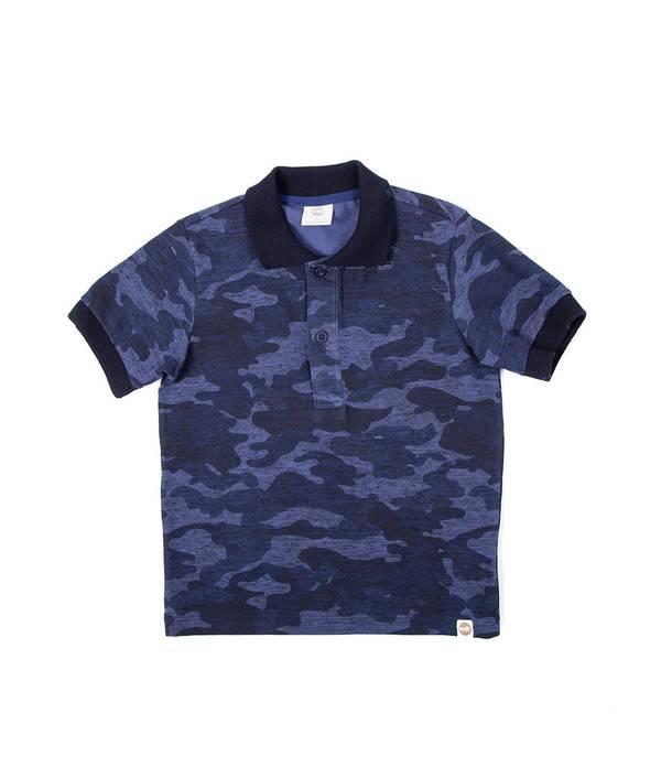 Camiseta Polo Mc Niño mic