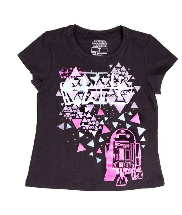 Camiseta Niña Star Wars