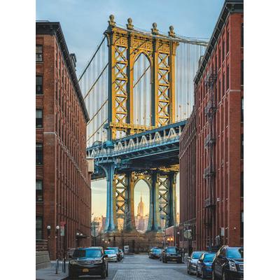 Vlies Fototapete Brooklyn