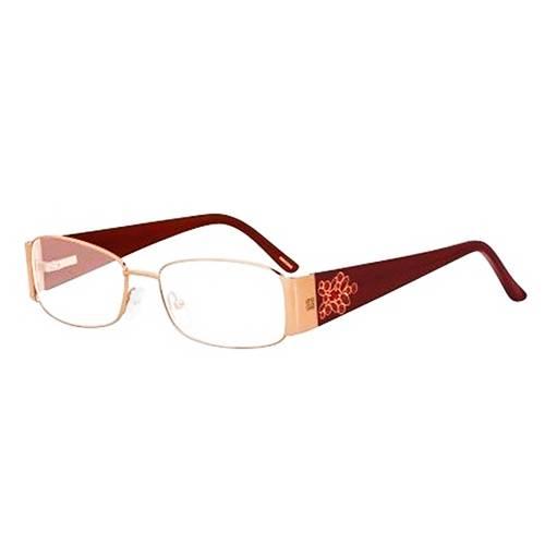 Gafas Oftálmicas Dorado-Transparente VGV386-A40S