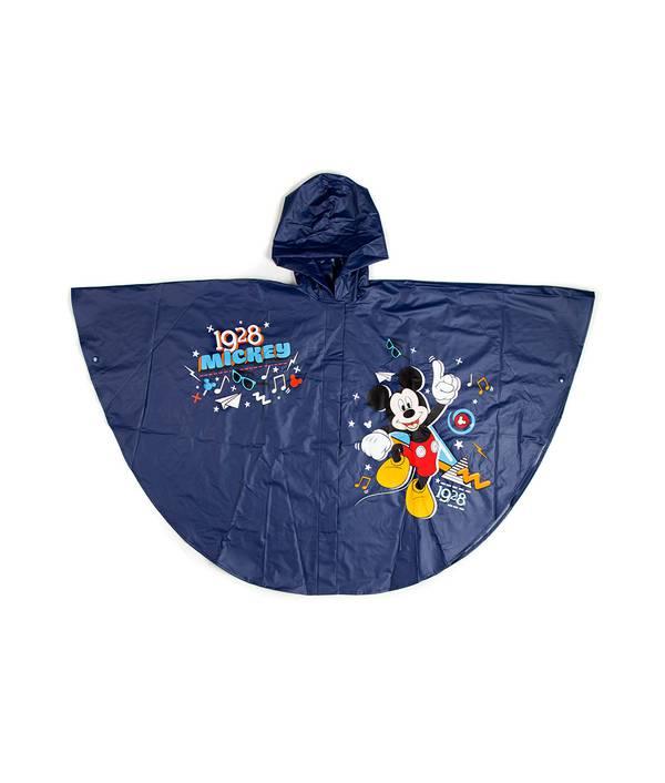 Capa de Lluvia Mickey