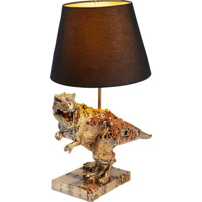 Lámpara mesa Steampunk Dinosaur