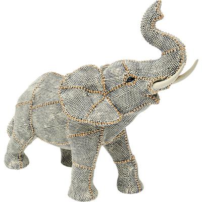 Objeto decorativo Walking Elephant peq