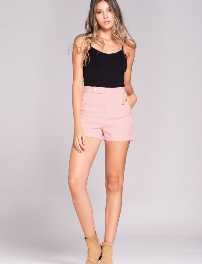 SHORT HIGH WAISTED