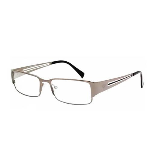 Gafas Oftálmicas Gris-Transparente 8618-K56