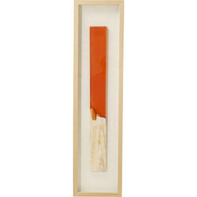 Marco Match naranja 120x30cm