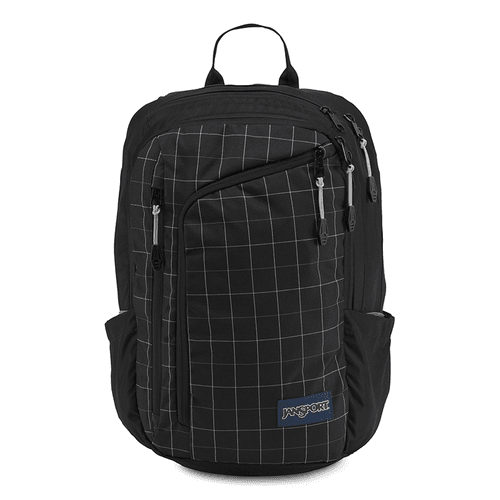 Morral Platform 55B31Y Black Reflective Grid - JanSport