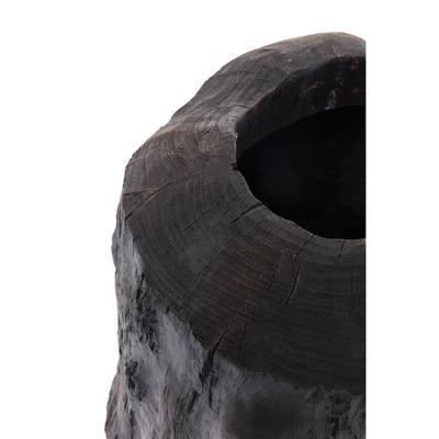 Vasija Elemento negro 56cm