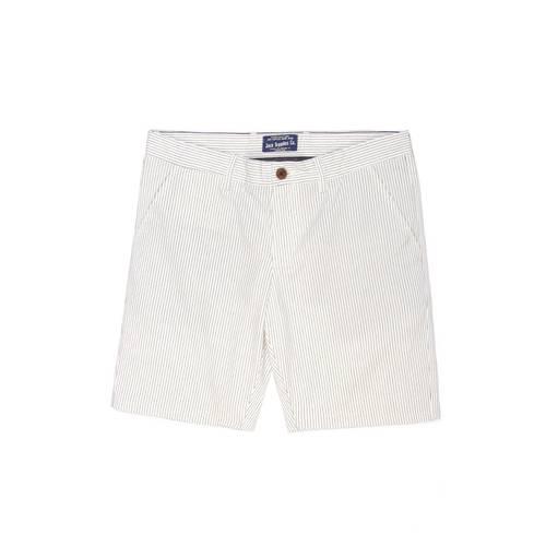 Bermuda Jack Supplies Para Hombre  - Blanco
