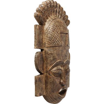 Decoración pared African Mask 90cm