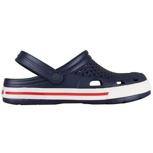 Zapatos Lindo Azul/Blanco
