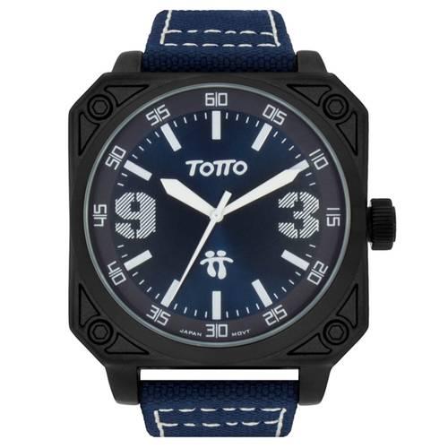 Reloj Negro/Azul - Tr002-2