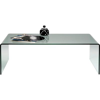 Mesa centro Clear Club Basic 120x60 cm