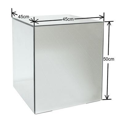 Mesa auxiliar Luxury 45x45cm