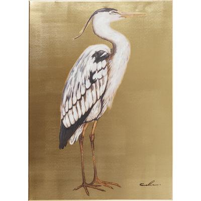 Cuadro Heron Right 70x50cm