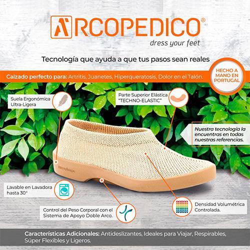 Zapatos Casual Morado
