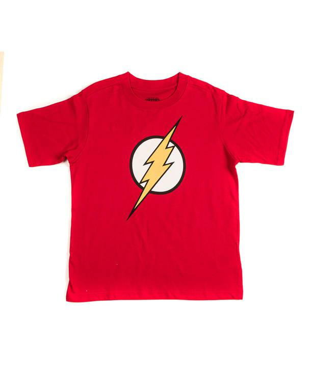 Camiseta Icónica Flash