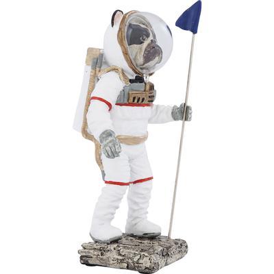 Figura decorativa Space Dog 26cm