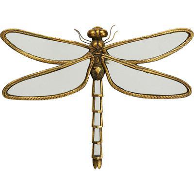 Decoración pared Dragonfly Mirror 47cm