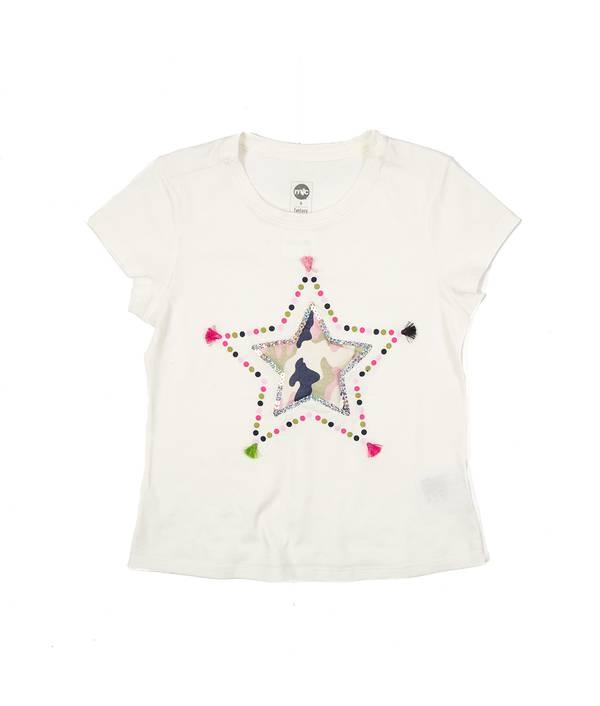Camiseta Mc Niña