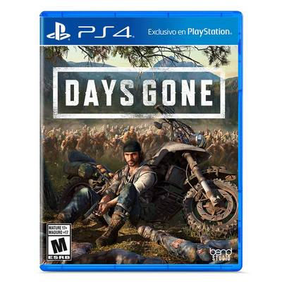 Days Gone PS4 Edicion Estandar
