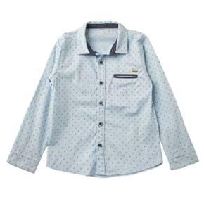 Camisa manga larga para niño