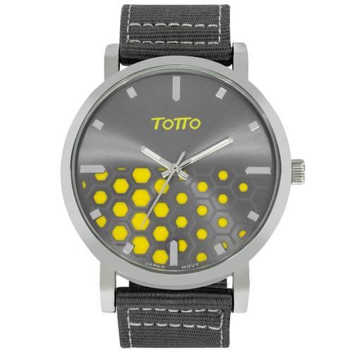 Reloj Plateado/Gris - Tr025-2