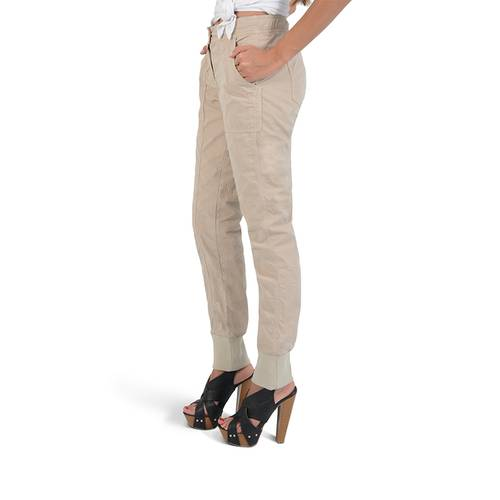 Pantalon Jogger Rosé Pistol para Mujer - Cafe