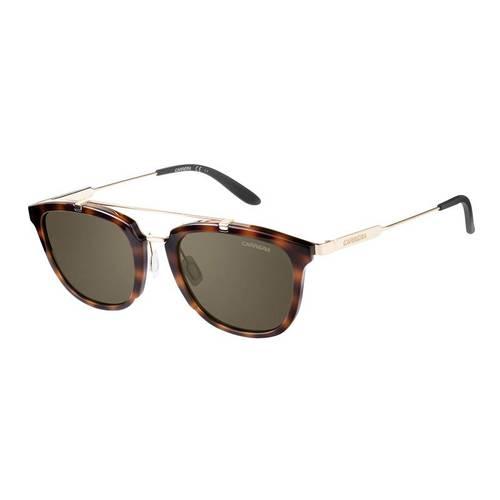 Gafas solar marrón-dorado 0-51
