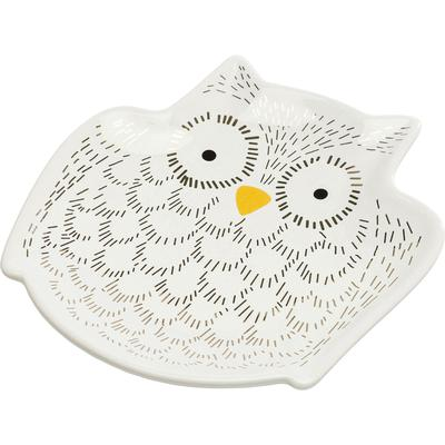 Cuenco decorativo Owl
