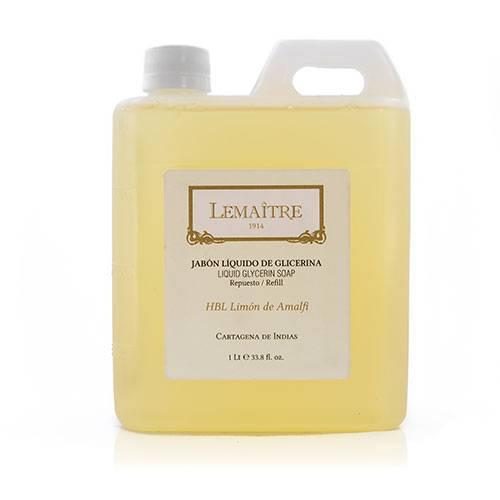 Jabon Liq Hbl Limon De Amalfi 1000 ml