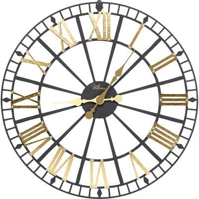 Reloj pared Station Ø64cm