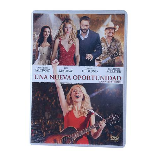 Country Strong (Una Nueva Oportunidad)