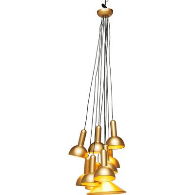 Lámpara Cappello oro 10