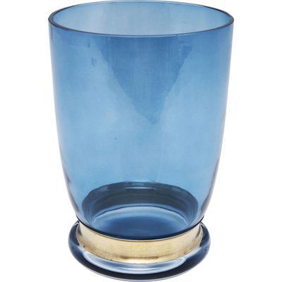 Vasija Positano azul 20cm