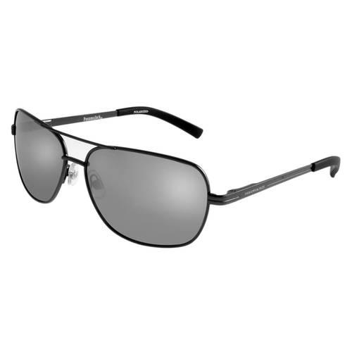Gafas Sol Plata-Humo