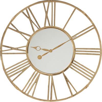 Reloj pared Giant oro Ø120cm